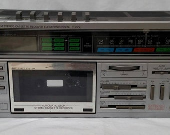 Alarm Clock Radio by Yorx M2490A