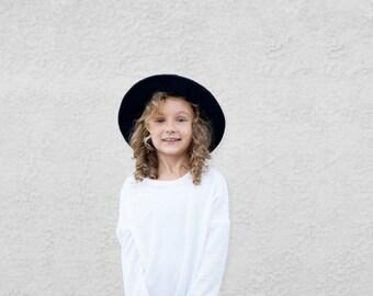Asymmetrical Sweater | kids sweater, baby sweater, girls sweater, toddler sweater, toddler sweatshirt, white sweater, girls sweater
