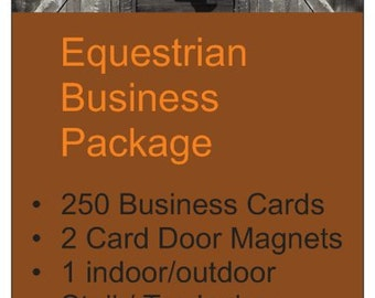 Equestrian Business Package
