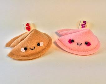 Valentine Edition Fortune Cookie Plush