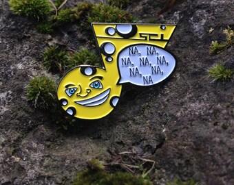 5 pack of SCI - Joyful Sound Pins