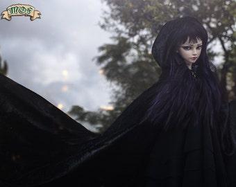 SD BJD Velvet Cloaks
