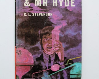 RESERVED for Michelle Dr. Jekyll & Mr. Hyde Bancroft Classics 1976
