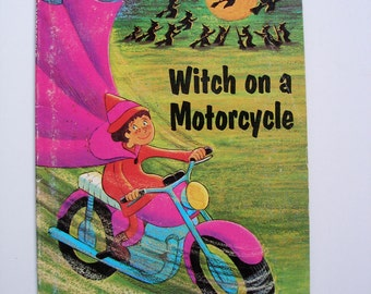 Witch on a Motorcycle 1972