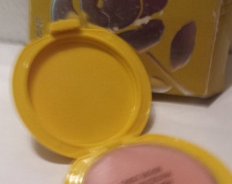 A Rose is a Rose by Houbigant solid perfume compact