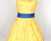 SAILOR VENUS Zodiac Constellation Dress - Made to Order