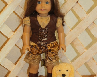 American Girl doll clothes,Steampunk ,handmade