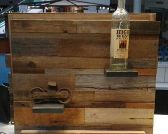 Barnwood Shelf 1800s Barnwood Reclaimed Wood