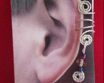 Twist Wire Ear Cuff