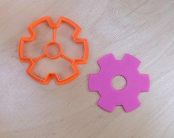Gear #3 Cookie Cutter