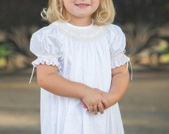 Heirloom flower girl dress – Etsy