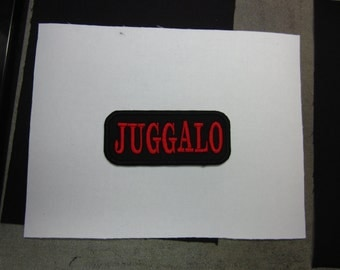 Juggalo Iron/sew on Patch