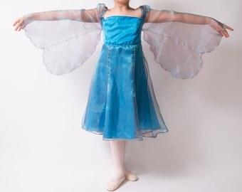 PDF pattern - Fairy dragonfly