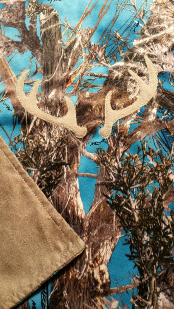 Autumn Time Baby True Timber Blue Camo N Tan By