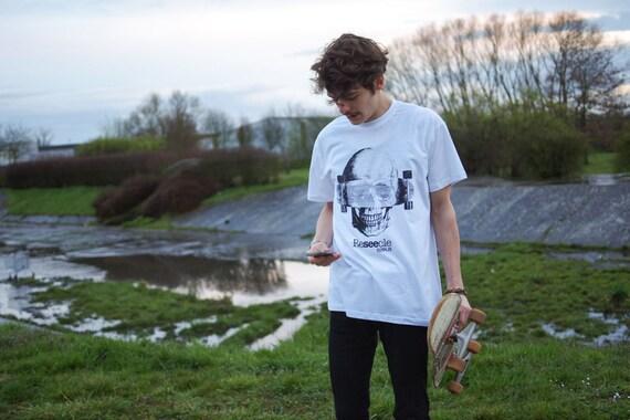 """T-Shirt 7plis """"SKULL"""" by Thinkotton"""