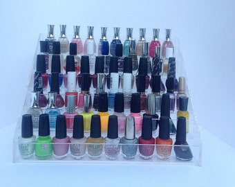 Large nail polish organizer
