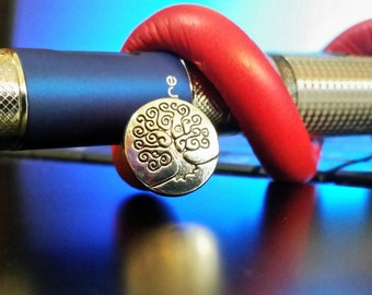 Vape Pen Hookah Vaporizer Tree of Life Vaping Protector Case Stand