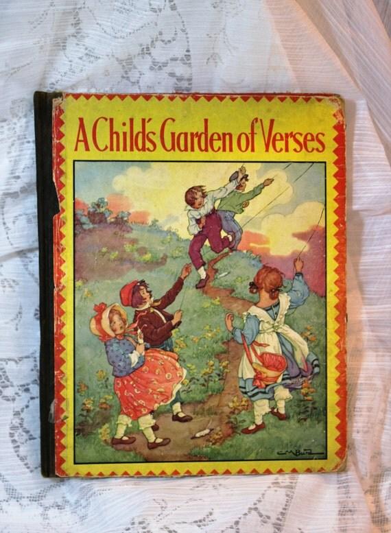 A Child 39 S Garden Of Verses Book By Robert Louis Stevenson