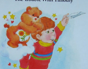 A Tale from the Care Bears - The Trouble With Timothy - Children's Illustrated Story Book