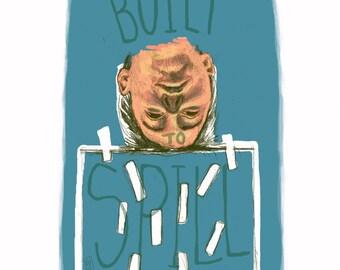 Built to Spill Illustration