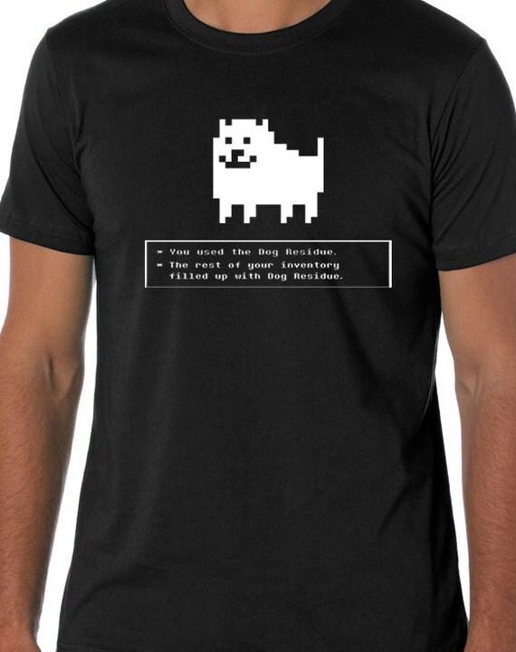 Items similar to undertale shirt annoying dog on etsy