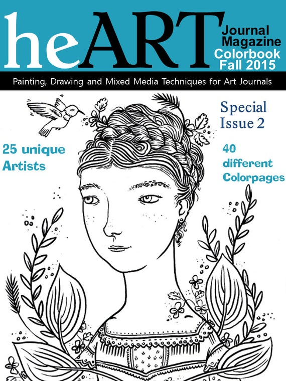 heART Journal Magazine Fall 2015 Colorbook
