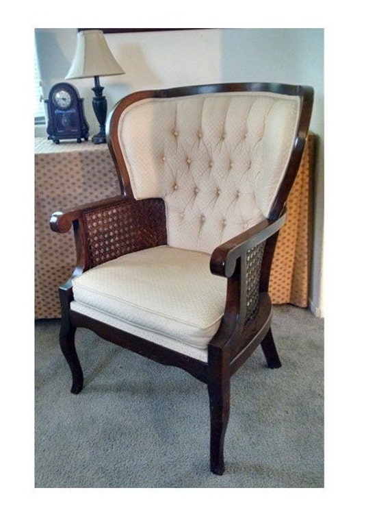 cream colored wingback chairs regency wingback chair by 13594 | il 570xN.1025570961 kytw