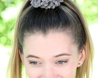 Pompom Hair Tie