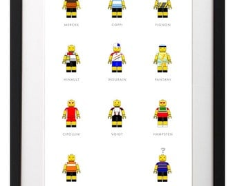 The Hardmen of Lego 'Wildcard'