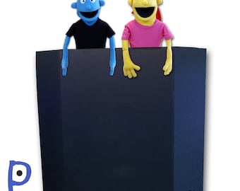 Stage Jr.™ Puppet Stage - Portable Puppet Theater/Stage