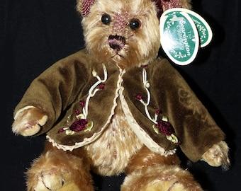 Bearington Tess Teddy Bear