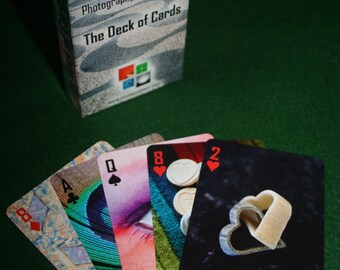 The Photographic Deck of Cards