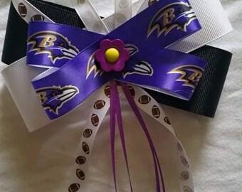 Baltimore Ravens Barrette