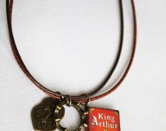 King Arthur Necklace Merlin