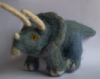 Travelling Triceratops