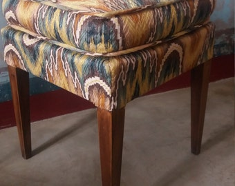 50's French Footstool
