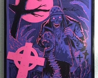 Ghost Of Gein Illustration-Print