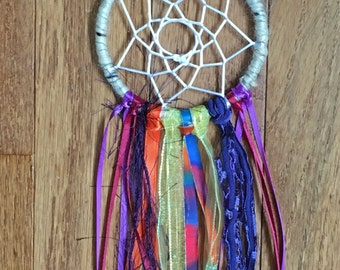 Boho Colorful Dreamcatcher Nursery Gift Ideas Dream Catcher Kidsroom Playroom Hippie Wall Hanging Ornament