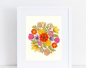 Bloom - 8x10 Print