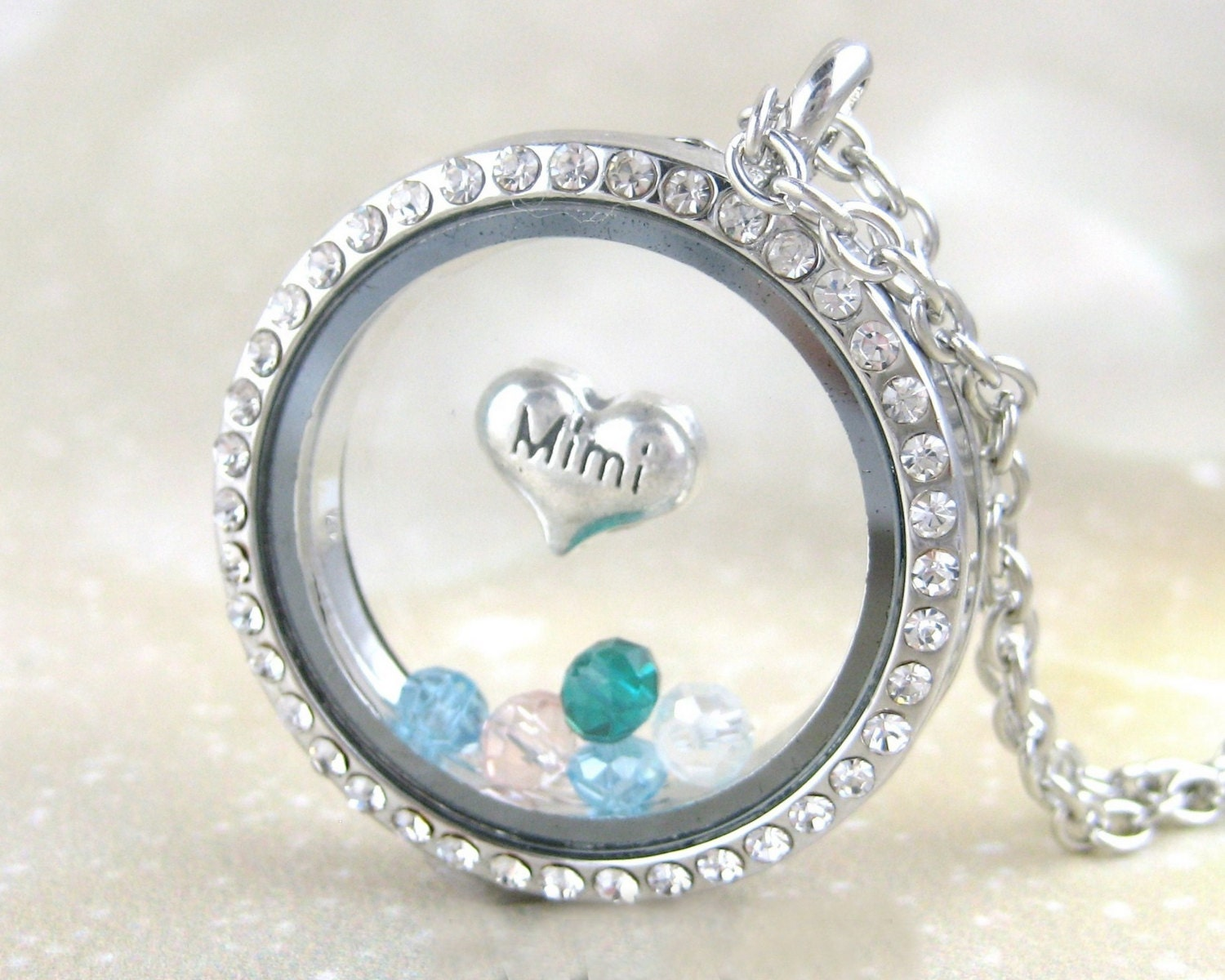 mimi necklace mimi gift personalized necklace