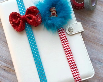 Dr. Seuss Inspired Planner Bands: Planner Accessories-Happy Planner Accessories-Erin Condren Accessories-Plum Paper-Bible & More!