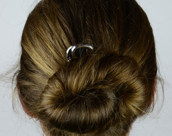 Hair Pin made from stainless steel, hair clasp, hold you hair up,