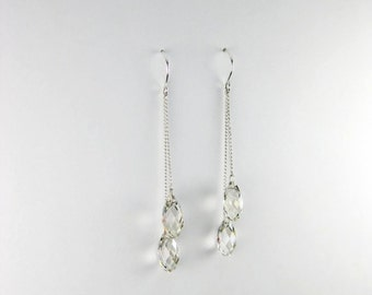 Swarovski Raindrops Earrings