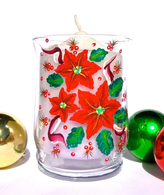 home interiors and gifts candles items similar to candle holder with painted 24081