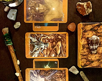 Strength & Weakness. Discover your strengths, weaknesses, talents, and abilities. Intuitive psychic tarot oracle card divination reading