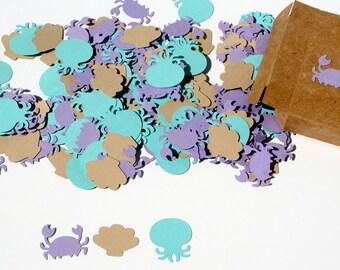 Under the Sea Confetti Mermaid Confetti