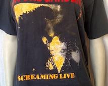 Vintage 80s Soundgarden Shirt