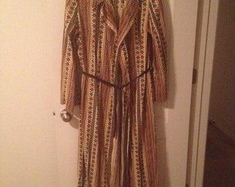 Vintage funky robe