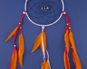 Dream Catcher. Handmade Home Decoration
