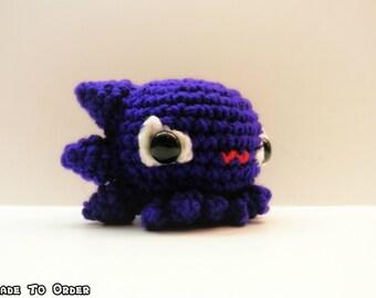 Crochet Haunter Inspired Pokemon ChibiMini